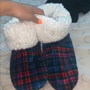 New boot slippers!!